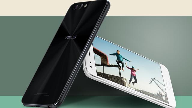 Asus brengt ZenFone 4 met dubbele camera uit voor 499 euro