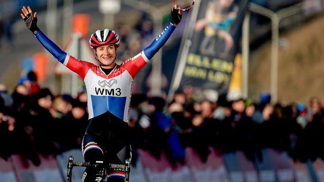 Favoriete Vos sluit volledig Nederlands podium bij WK veldrijden niet uit