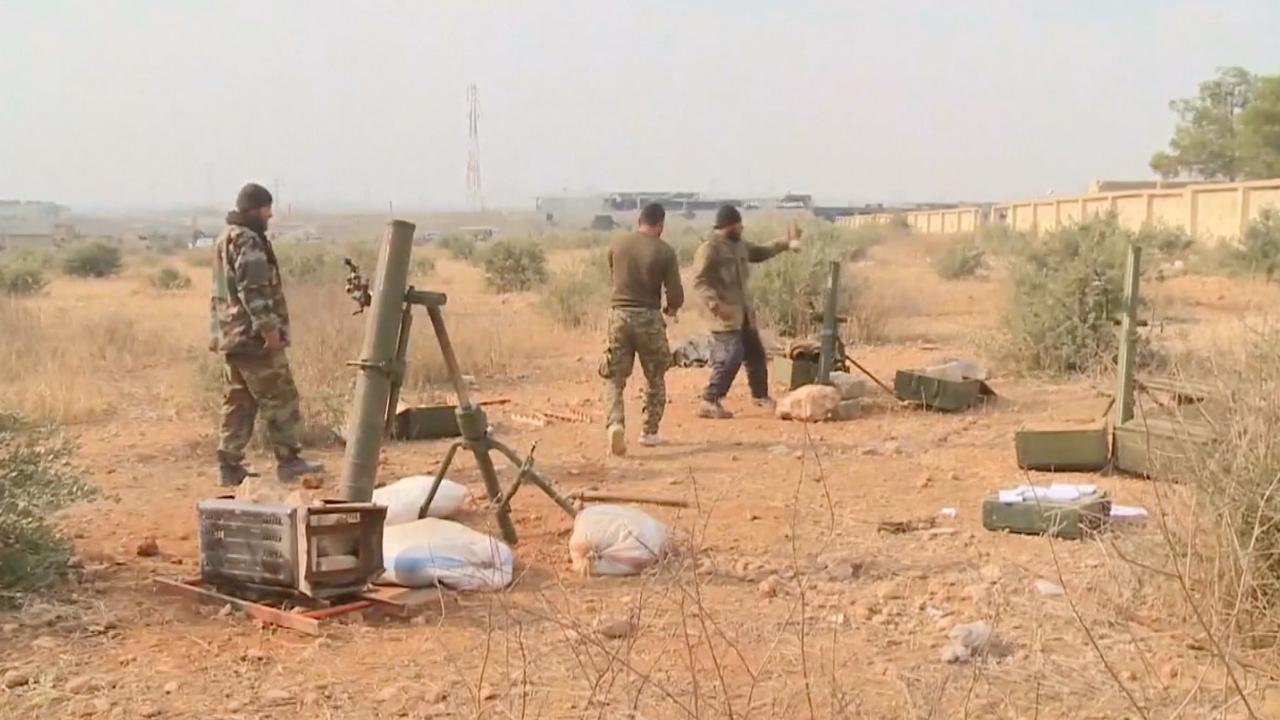 Syrische minister: 'We staan schendingen wapenstilstand niet toe'