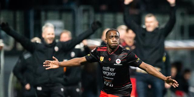 Moreira bezorgt Excelsior spectaculaire zege bij weerzien met FC Den Bosch
