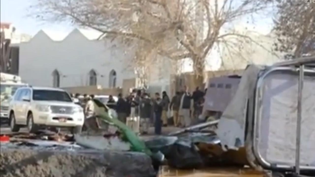 Doden na zelfmoordaanslag in Pakistan
