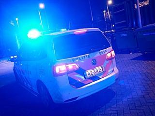 Automobilist viel op door rijden met kapot achterlicht