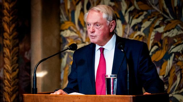 50PLUS-fractievoorzitter Jan Nagel vertrekt uit Eerste Kamer