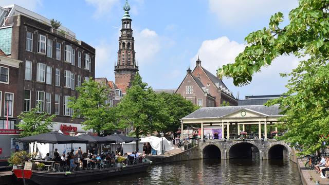 Leiden heeft aanzienlijk meer vrouwen van 20 tot 25 dan mannen