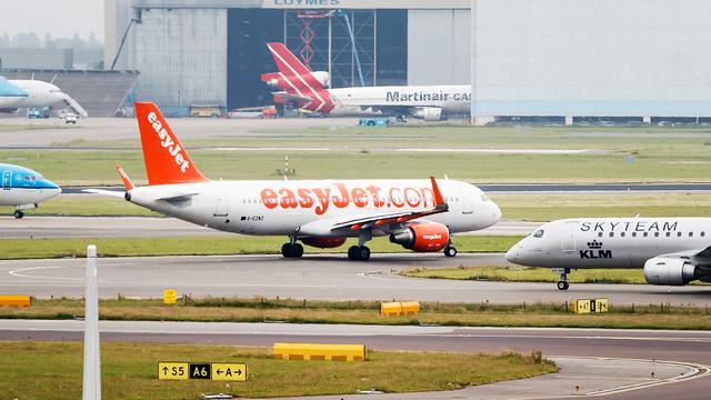 Sterk groeiende vraag naar vliegreizen stuwt omzet easyJet