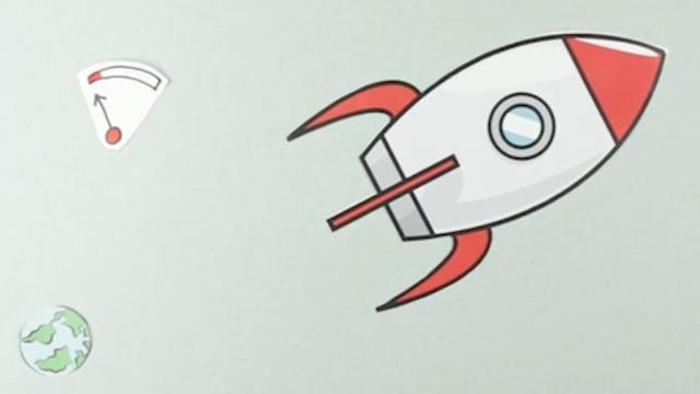 Innovaties van Morgen: Door de ruimte zeilen zonder brandstof