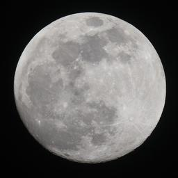 'Toekomstige reizen naar maan kunnen hinder ondervinden van bevingen'