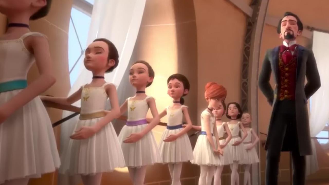Trailer: Ballerina