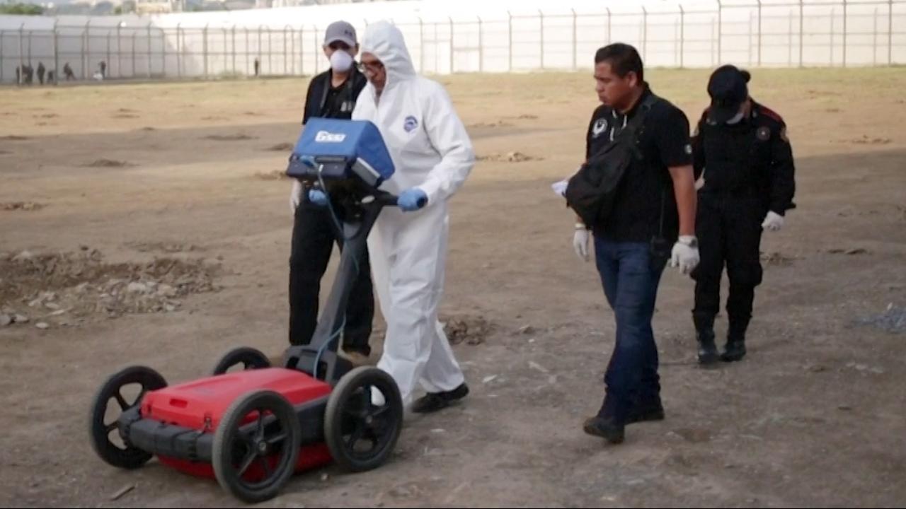 Mexicaanse autoriteiten zoeken massagraven in beruchte gevangenis