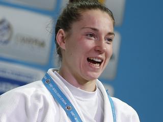 Europees kampioene is in finale te sterk voor Braziliaanse Aguiar