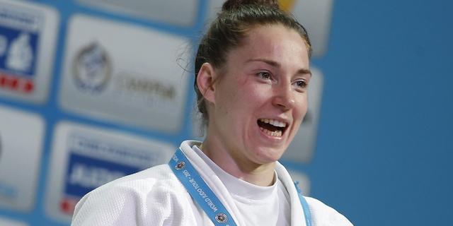Judoka Verkerk wint prestigieus toernooi in Abu Dhabi
