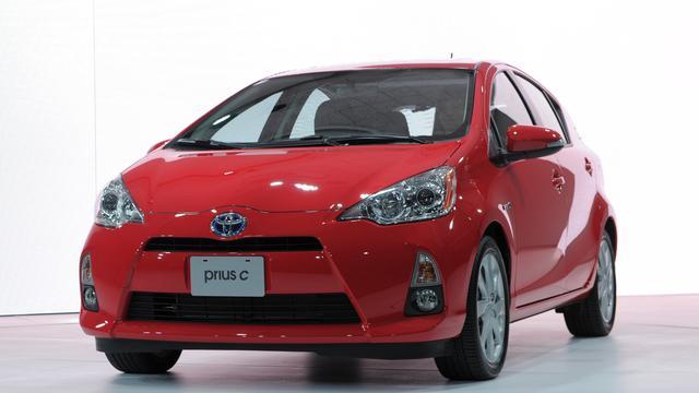 Toyota roept 2,4 miljoen hybrideauto's terug wegens kans op stroomuitval