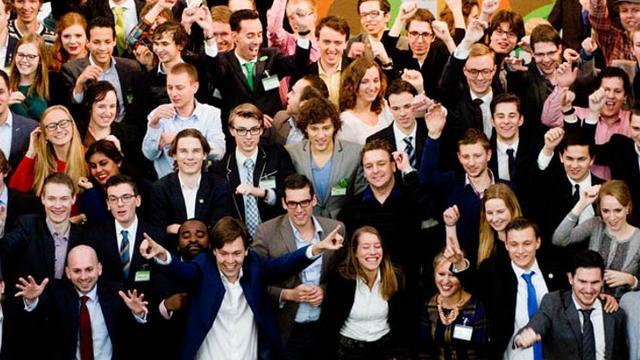 CDJA viert 35-jarig bestaan in Leiden