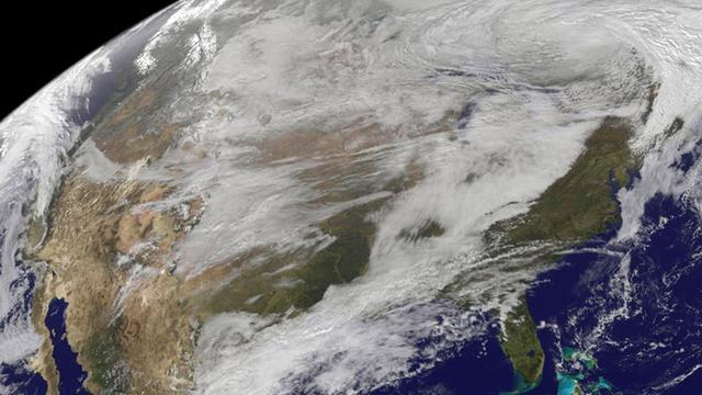 Amerikaanse weerdienst stopt met schreeuwen in weerbericht