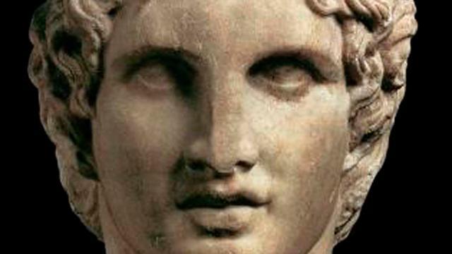 Macedonië doet afstand van Alexander de Grote om Grieken te paaien