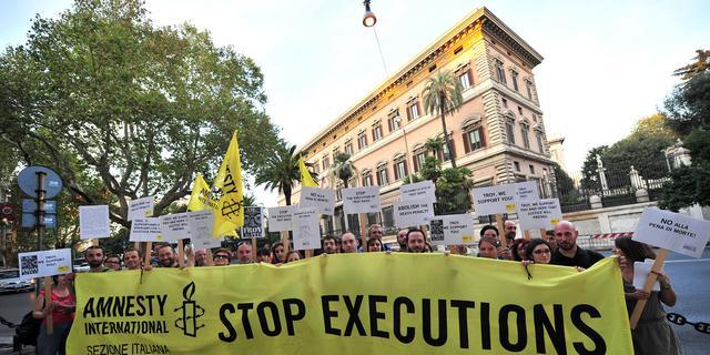 'Saudi-Arabië plant onthoofding vijftig veroordeelden'