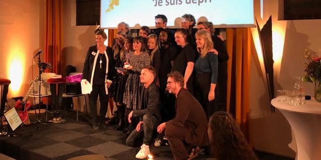 Tweede Antonie Kamerling Award naar tv-serie #jesuisdepri