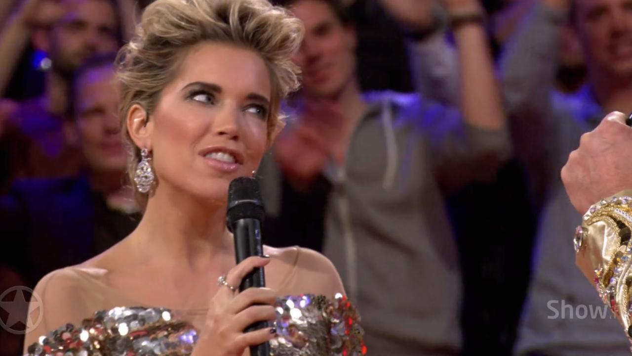 Sylvie zingt de sterren van de hemel