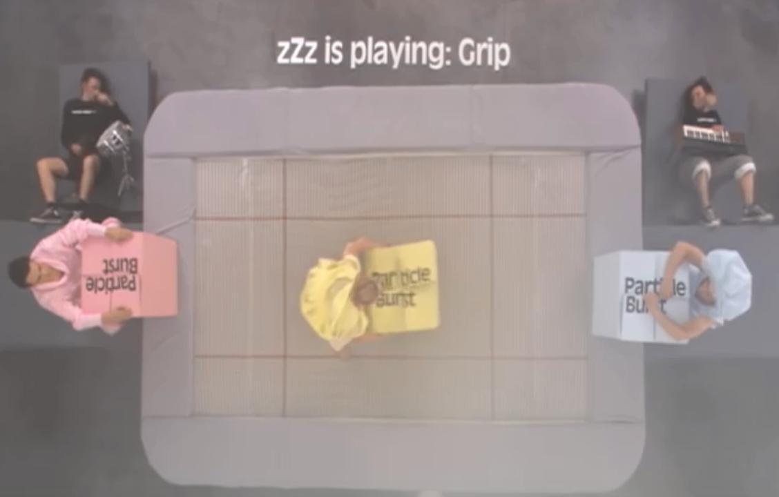 Bekijk de videoclip bij Grip van zZz