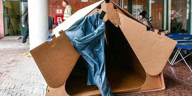 Coronanoodopvang voor 350 Amsterdamse daklozen stopt 11 mei
