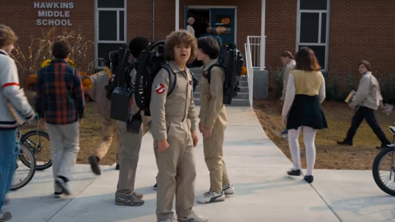 Eerste beelden tweede seizoen Stranger Things
