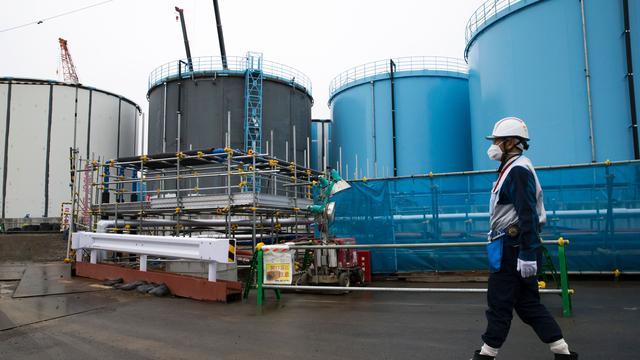 Zeebeving gevoeld bij Fukushima
