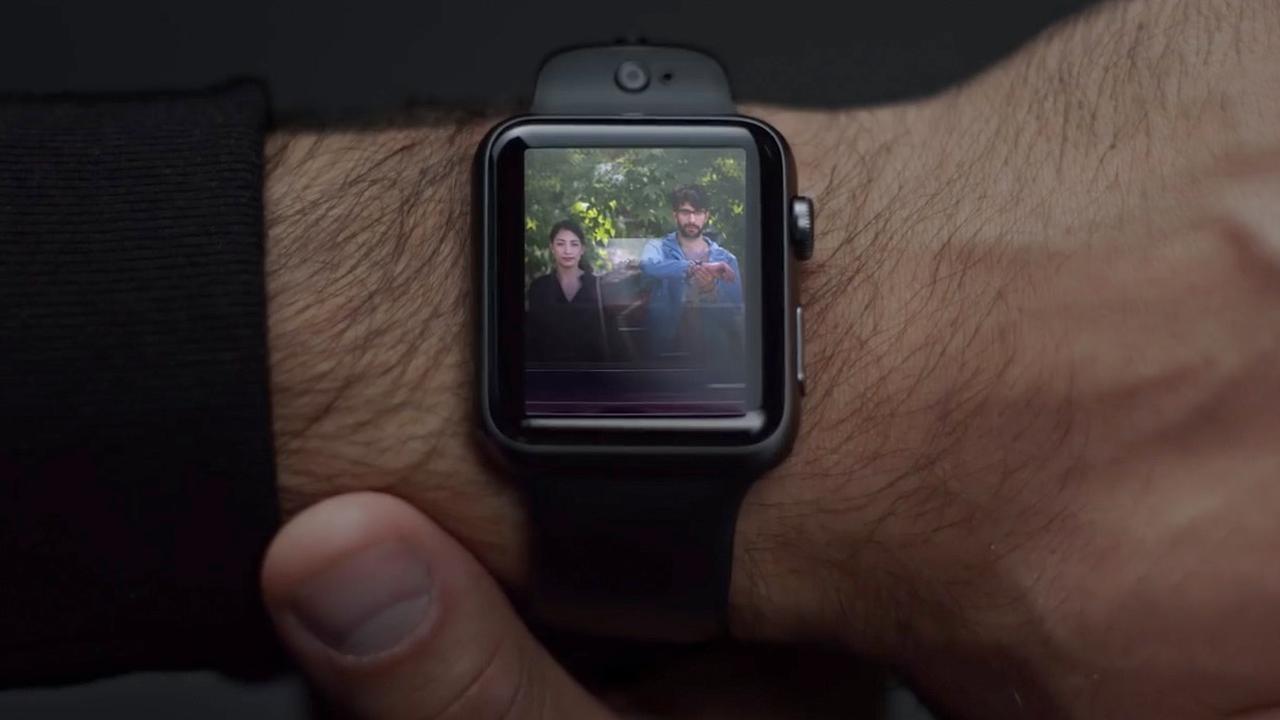 CMRA is een Apple Watch-bandje met ingebouwde camera's