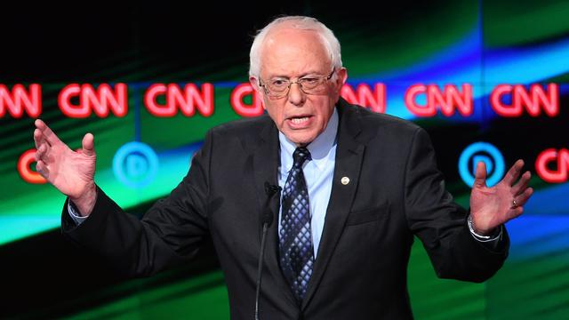 Sanders wil stemmen Kentucky getoetst zien