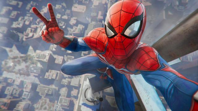 'Spider-Man voor PS4 levert in eerste weekend 69 miljoen meer op dan film'