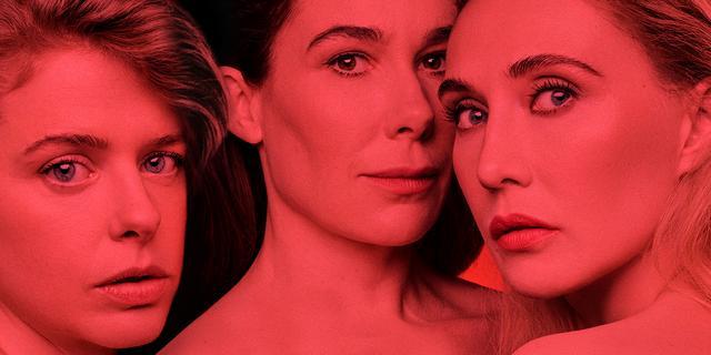 Nieuwe serie Carice van Houten en Halina Reijn start met ruim 1 miljoen kijkers