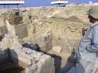 Gaza was belangrijke havenplaats tijdens Romeinse heerschappij