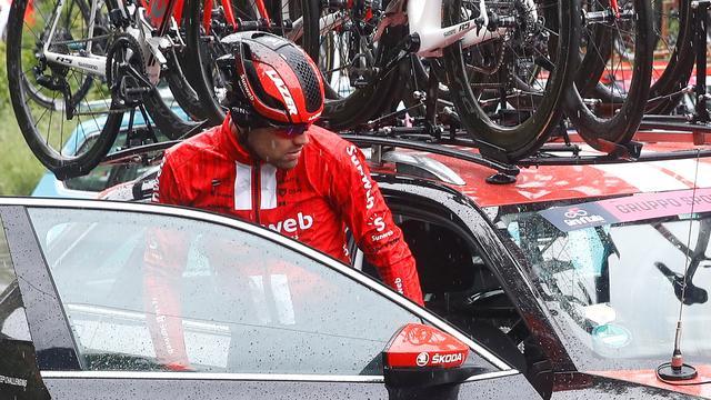 Dumoulin: 'Als Dauphiné tegenvalt, wordt goede vorm in Tour moeilijk'