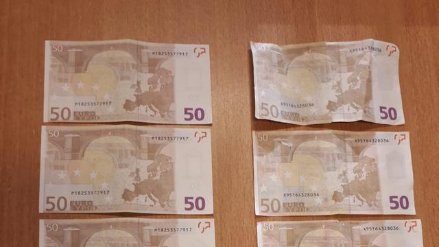 Verdachte aangehouden voor betalen met vals geld bij meerdere winkels