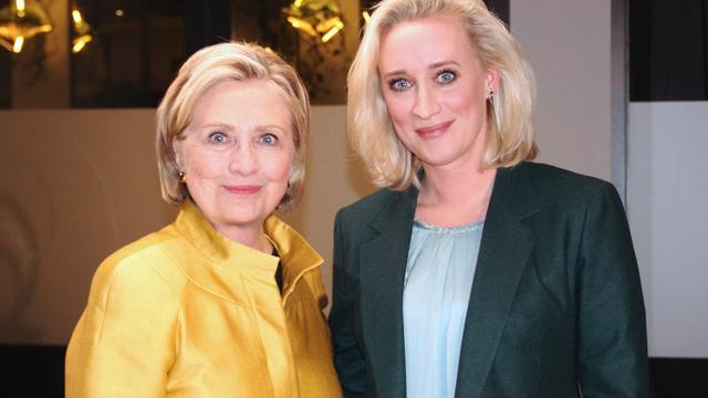 Ruim 600.000 kijkers voor gesprek Eva Jinek en Hillary Clinton