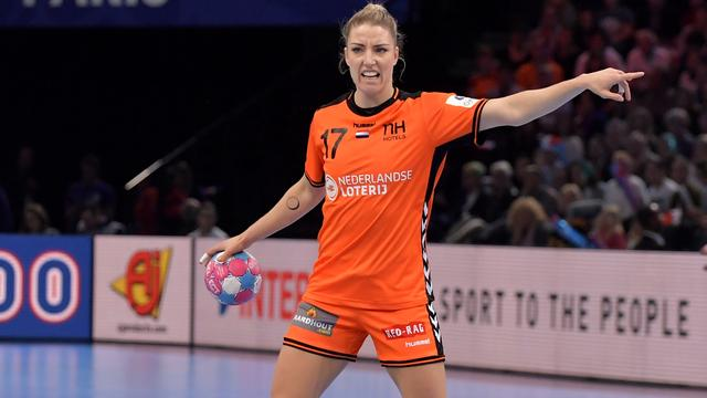 Handbalster Groot (30) stopt per direct als international