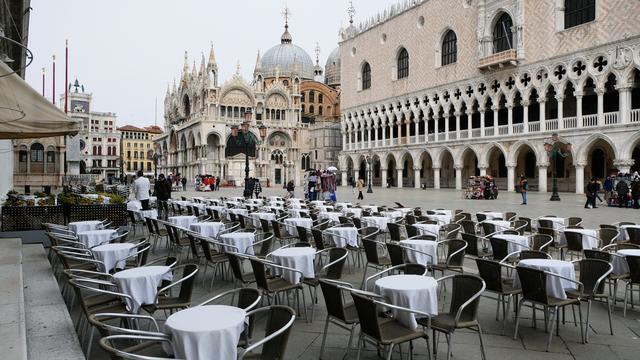 'Vrees in Italië voor nieuwe corona-uitbraak in zuiden van het land'