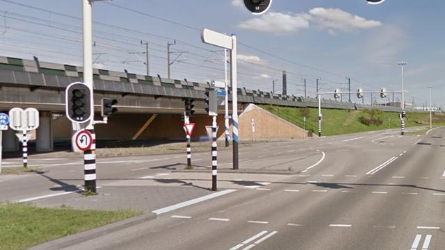 Twee bestuurders aangehouden na verkeersruzie op Vleutensebaan