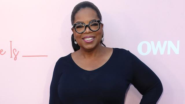 Oprah Winfrey volgens Bloomberg een van de 500 rijkste mensen