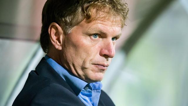 Groenendijk al na één seizoen weg als trainer Excelsior
