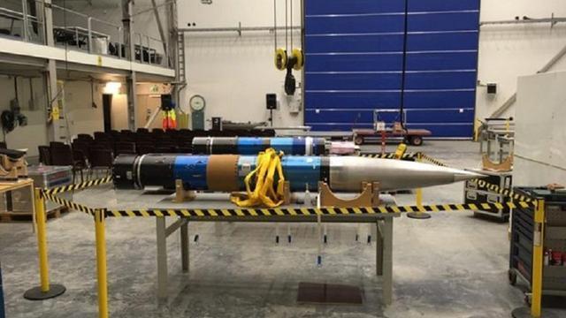 Nederlands studententeam lanceert experimentele raket in Zweden