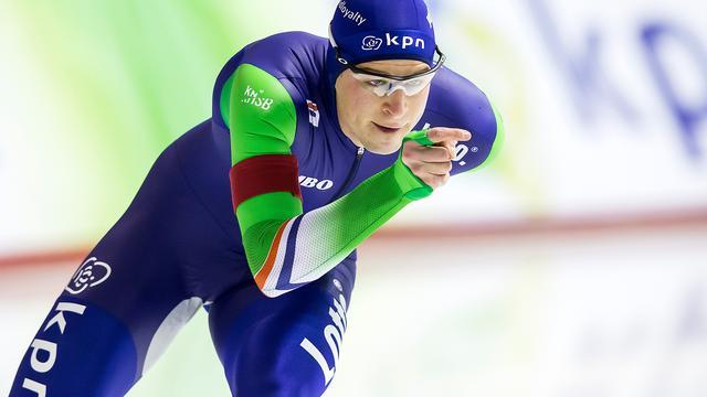 Kramer slaat 1500 meter over in Salt Lake City