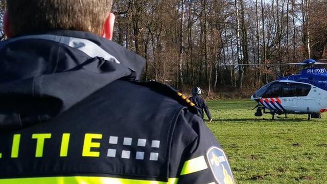 Politie controleert verlaten gemeente Zoutelande tijdens Concert at Sea