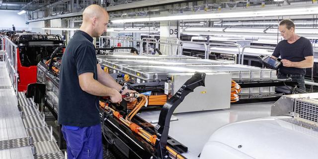 EU wil in 2025 zelfvoorzienend zijn op gebied van accupakketten