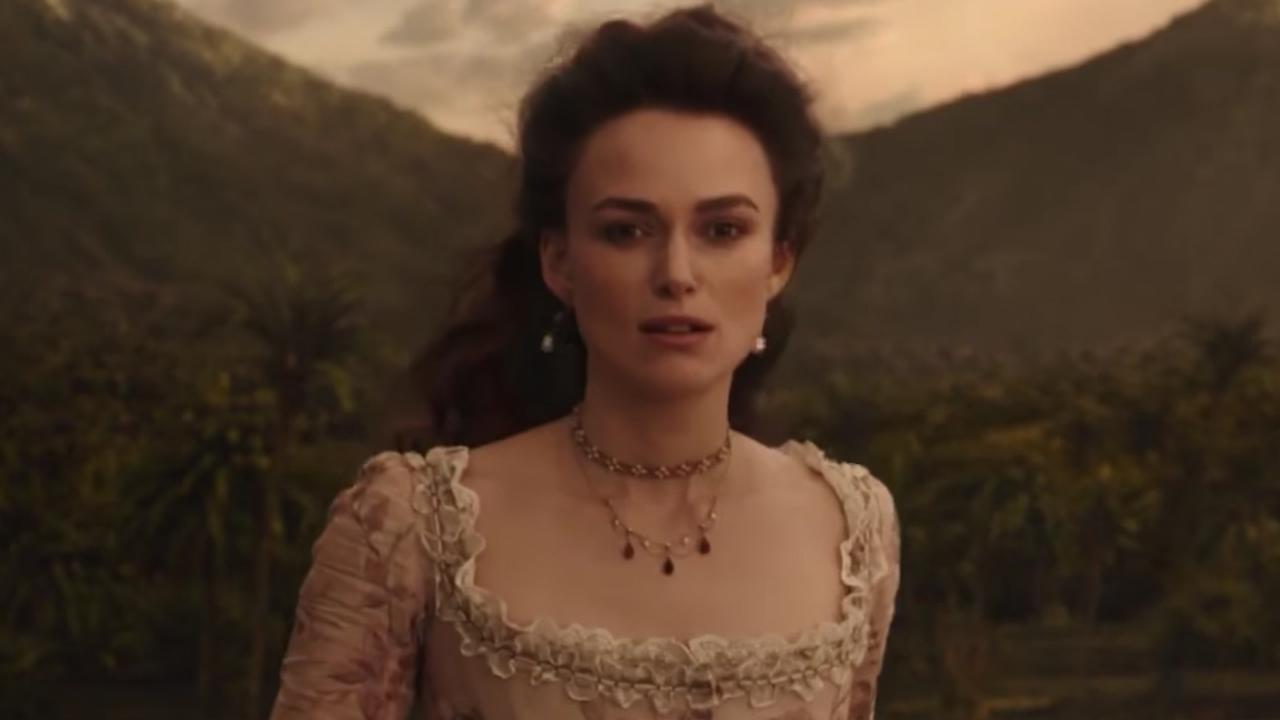 Keira Knightley te zien in nieuwe (Japanse) trailer Pirates of the Caribbean