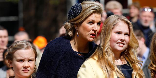 In beeld: Nederland viert Koningsdag