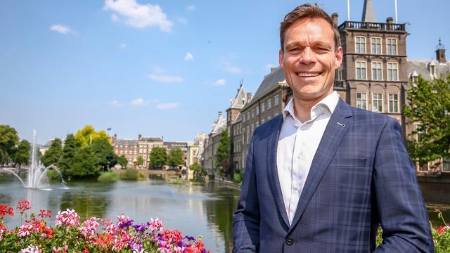 Kamerlid Martijn van Helvert trekt zich terug uit CDA-lijsttrekkersstrijd