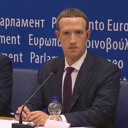 Deze onderwerpen kwamen aan bod tijdens Zuckerberg-verhoor in Brussel