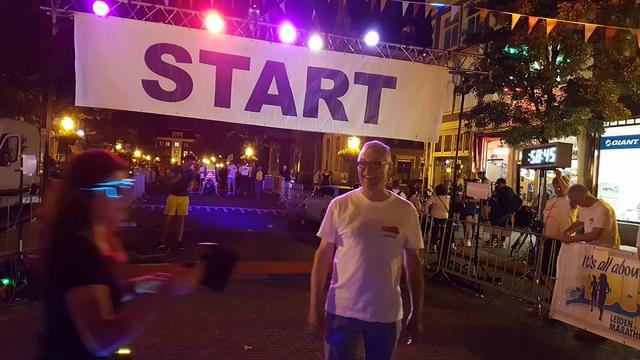 Burgemeester Lenferink zegt dat van afgelasten marathon 'geen sprake is'