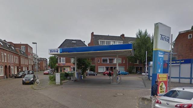 Politie onderzoekt gewapende overval op cafetaria de Helper Weststraat