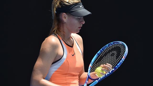 Kledingsponsor wil Sharapova ondanks schorsing trouw blijven